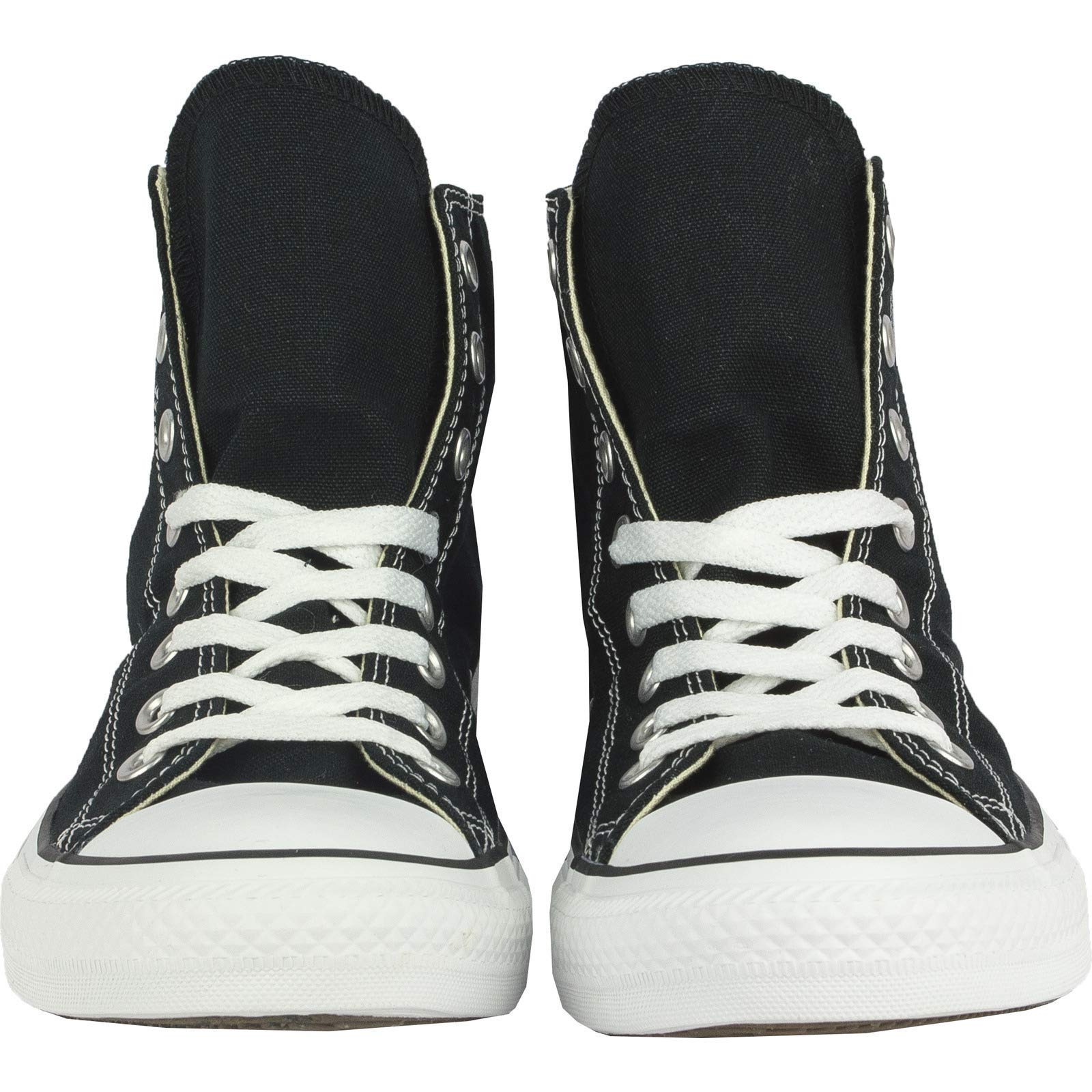 Chuck Taylor All Star Canvas High Top, Black, 4 M US by Converse (Image #8)
