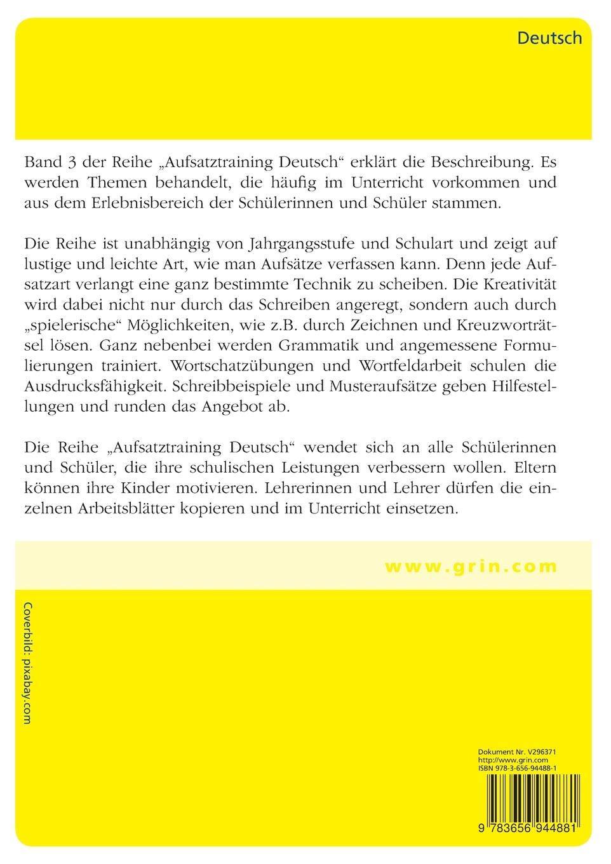 Deutsch aufsatztraining wissenschaftliche arbeit schreiben mit pages