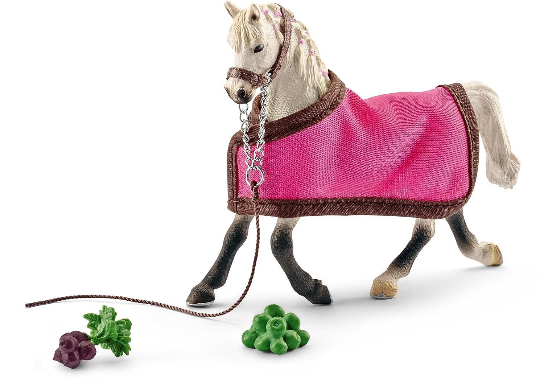 Schleich North America Horse Club Arabian Mare Playset 41447
