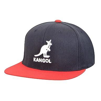 Kangol Championship Links Adjustable Gorra de béisbol, Azul Marino ...