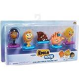 Just Play Emoji Movie Collectible Figures Set