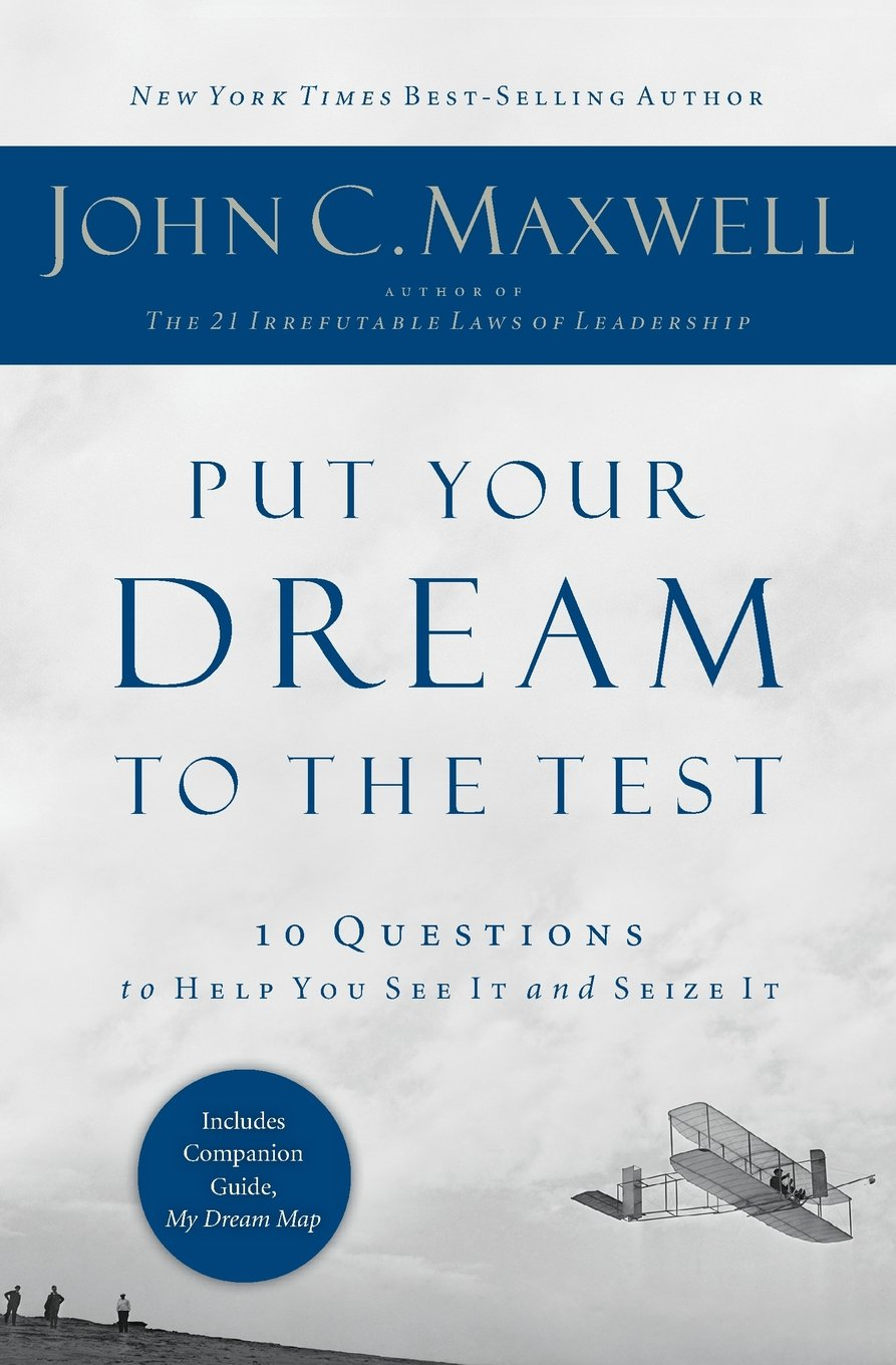 Buy put your dream to the test 10 questions to help you see it buy put your dream to the test 10 questions to help you see it and seize it book online at low prices in india put your dream to the test 10 xflitez Images