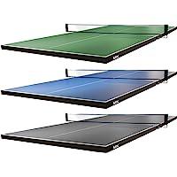 Martin Kilpatrick Ping Pong Table for Billiard Table - Conversion Table Tennis Game Table - Table Tennis Table w/Warranty - Conversion Top for Pool Table Games - Table Top Games - Ping Pong Table Top