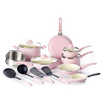 Amazon.com: GreenLife - Juego de utensilios de cocina de ...