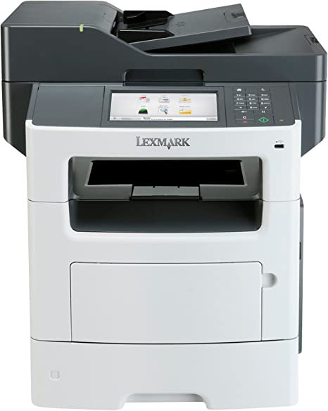 Amazon.com: Lexmark qv8452 MX611de Fax/Copiadora/Impresora ...