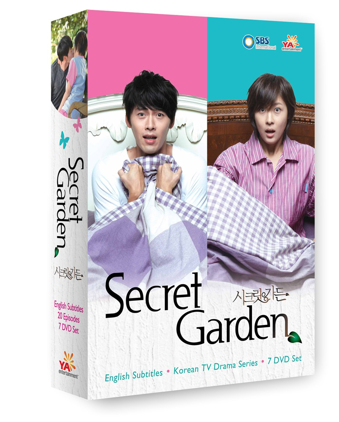 Amazon com: Secret Garden: Hyun Bin, Ha Ji Won, Shin Woo