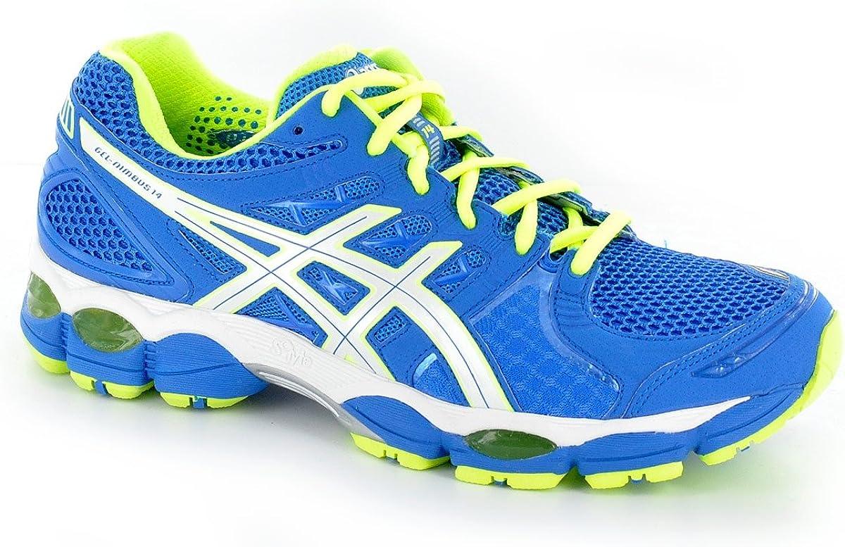 ASICS – Gel Nimbus 14, Sneaker Men Size: 12 Blau: Amazon.co.uk ...