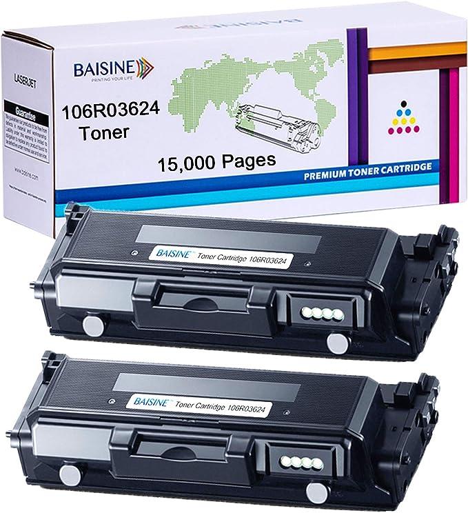 Office Plus Serie Unit/à tamburo compatibile per Xerox Phaser 3300 WC 3335 WC 3345 WC 3345 WorkCentre 3335 WorkCentre 3345 DNI 101R00555 Drum Kit