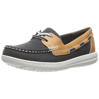 Clarks Women's Jocolin Vista Boat Shoe | Loafers & Slip-Ons