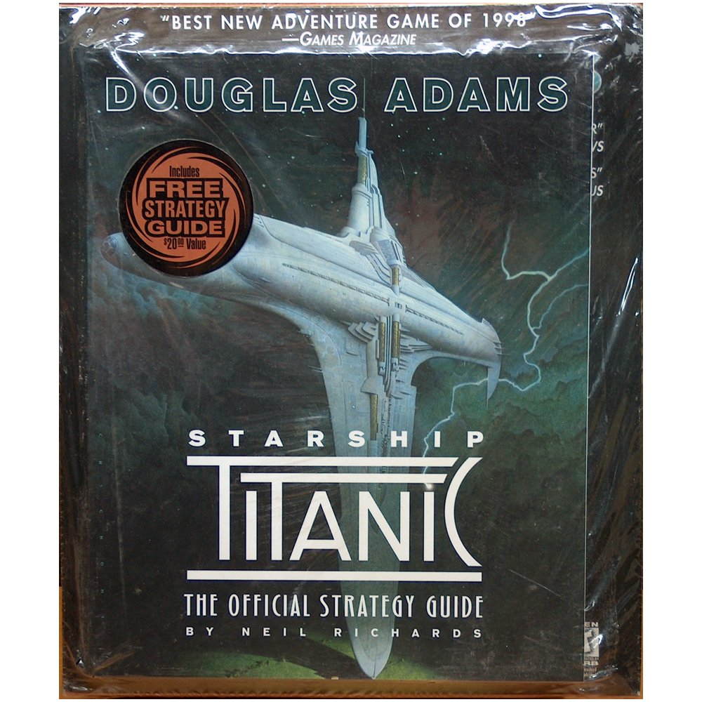 starship titanic download