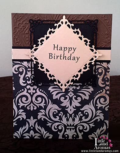 Amazon Handmade Male Happy Birthday Greeting Card Brown
