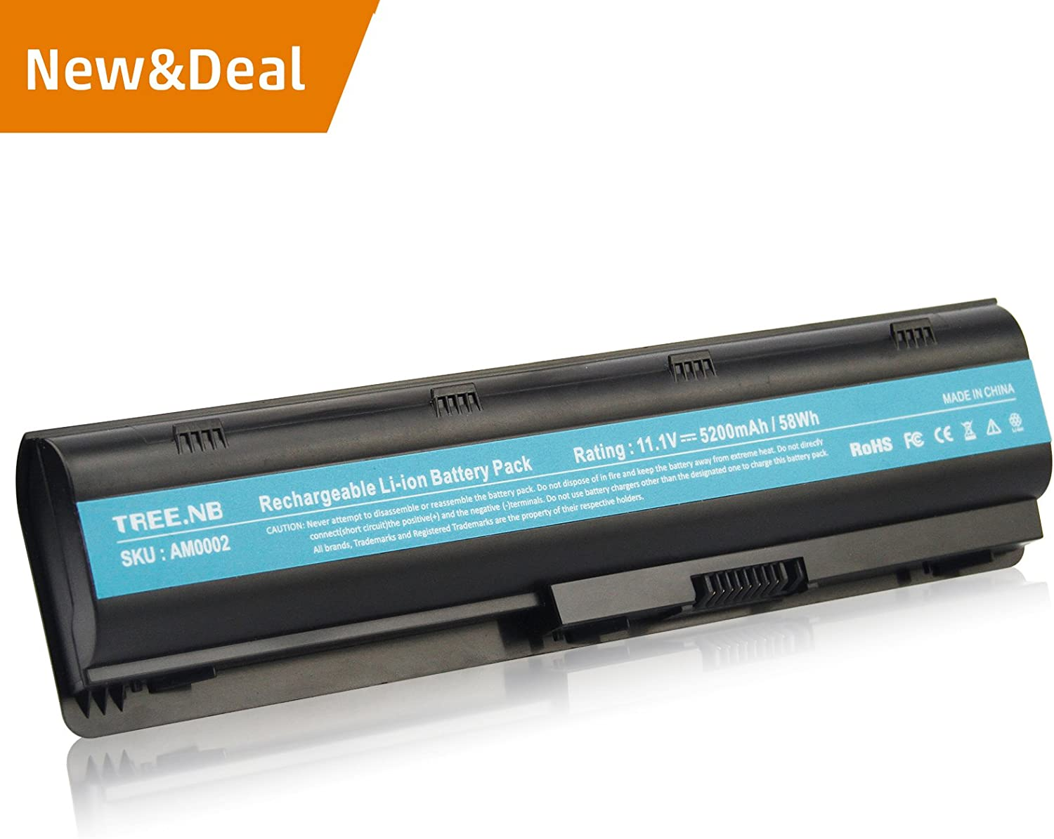 Amazon Com High Performance Laptop Battery For Hp Pavilion Dv6 Dv6t High Capacity 24 Months Warranty Computers Accessories
