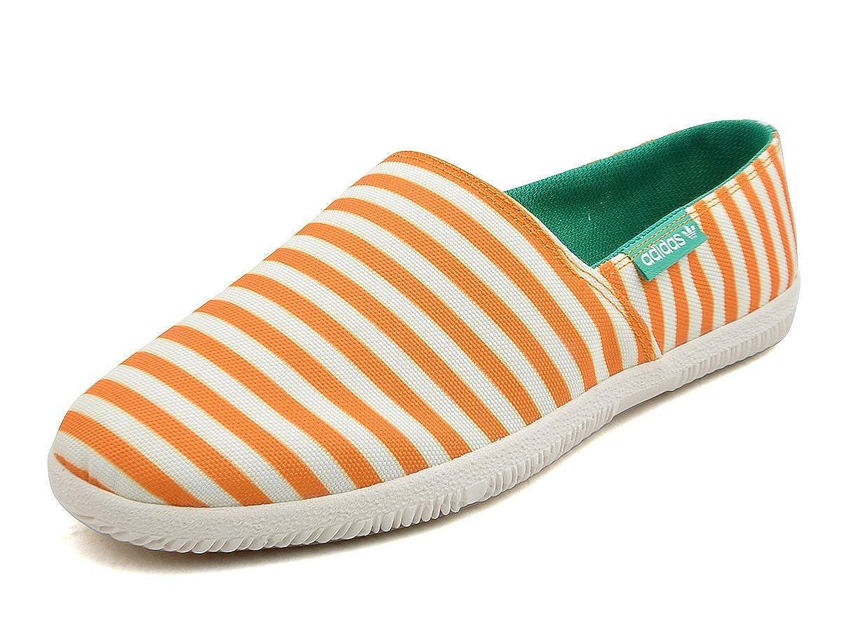 Adidas Originals AdiDrill Unisex Sneaker Slipper zapatillas - orabea/blanco, 45 1/3