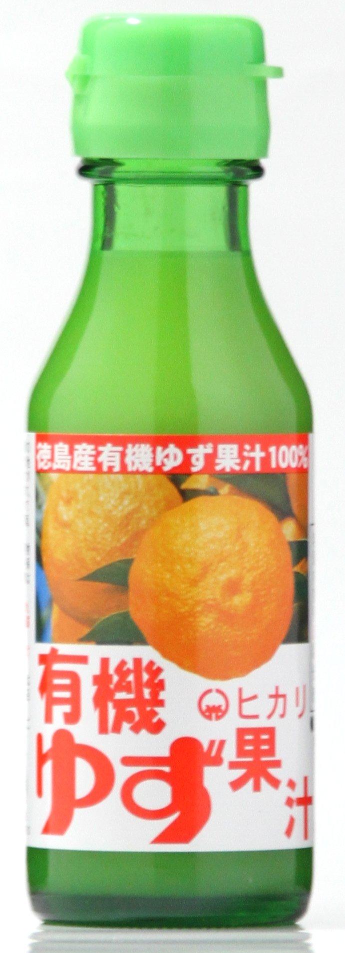 Organic Yuzu Juice - 3.52 Oz