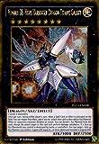 Yu-Gi-Oh! - Number 38: Hope Harbinger Dragon Titanic Galaxy (PGL3-EN008) - Premium Gold: Infinite Gold - 1st Edition - Gold Secret Rare