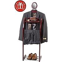 StorageAid ClosetMate Executive Clothes Valet Stand