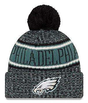 57148c87 New Era NFL Philadelphia Eagles 2018 Sideline Reverse Sport Knit:  Amazon.co.uk: Sports & Outdoors