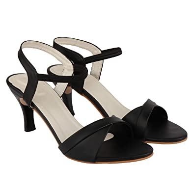Do Bhai Women Stiletto Heel Women's Fashion Sandals at amazon