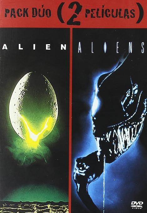 Alien/Aliens - Duo [DVD]: Amazon.es: Reiko Aylesworth, Steven ...