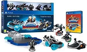 Activision Skylanders SuperChargers Dark Edition SP, PS4 - Juego (PS4, PlayStation 4, Acción / Aventura, E10 + (Everyone 10 +))