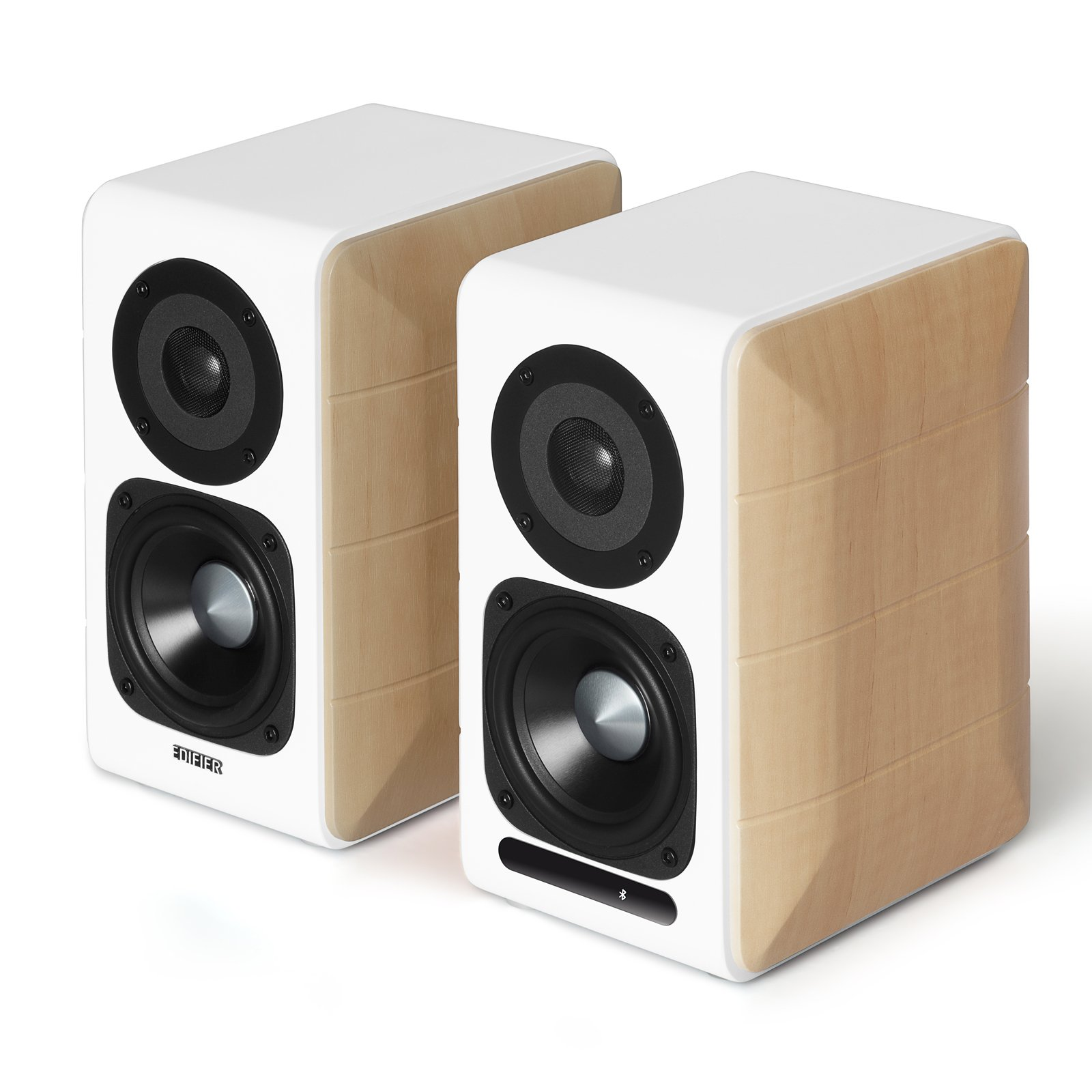 Edifier S880DB Bluetooth Optical Coaxial Active Powered Bookshelf Speakers Near Field Monitors Great For Gaming Computers And TV