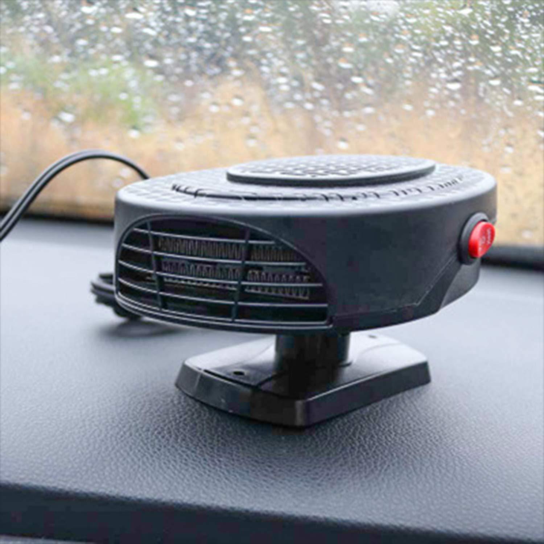 Portable Car Heater 12V Car Winter Car Heater 12v Car Heater Heater Warm and Cold Defrosting Snow Defogger by HEIFEN