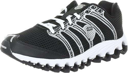 K-Swiss Tubes Run 100 A~Black/Silver~M 02316-019-M - Zapatillas de Deporte para Hombre: Amazon.es: Zapatos y complementos