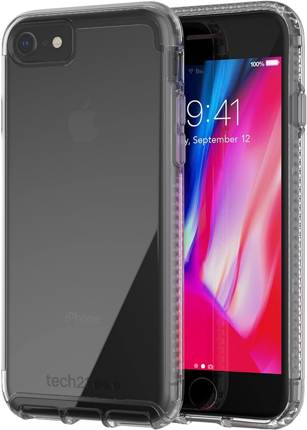 tech21 Pure Clear Case for Apple iPhone 7/8 - (T21-5779)