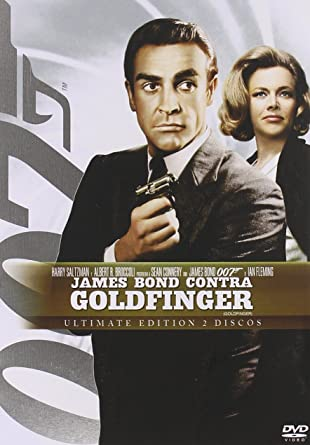 Amazon.com: James Bond Contra Goldfinger - Estuche Metálico ...