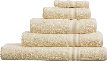 SELECT-ED® - Toallas de mano 100% algodón egipcio, toalla de baño ...