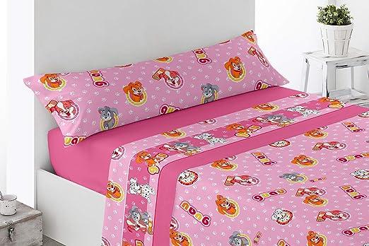 Energy Colors Textil Hogar - Junior - Cama 90 Juego Sábanas 3 ...