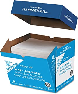 product image for Hammermill 163120 Tidal MP Paper Express Pack, 92 Brightness, 20lb, 8-1/2x11, White, 2500/Carton