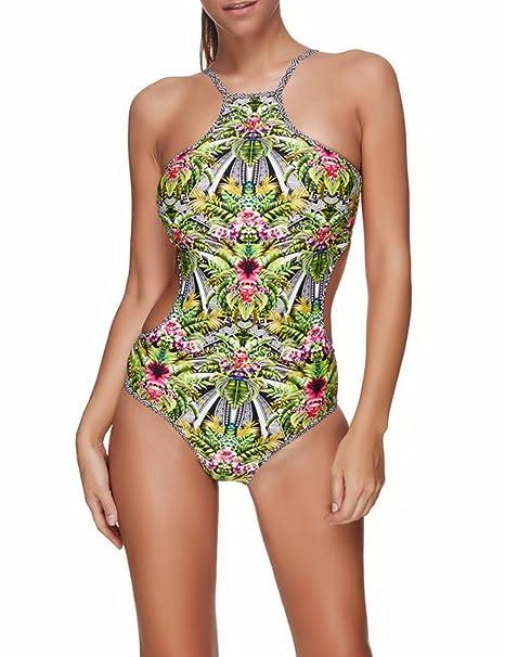 Clothing Deceny CB Womens One Piece Swimwear Monokini