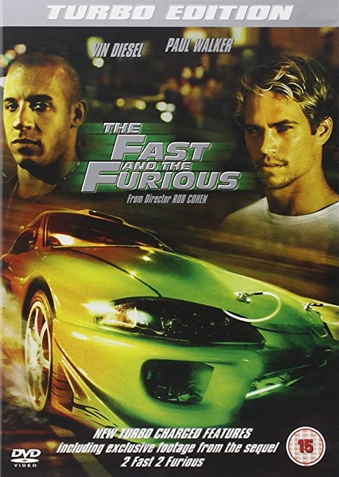 Fast & the Furious Turbo Edition [Reino Unido] [DVD]: Amazon.es: Paul Walker, the Fast & the Furious: Cine y Series TV