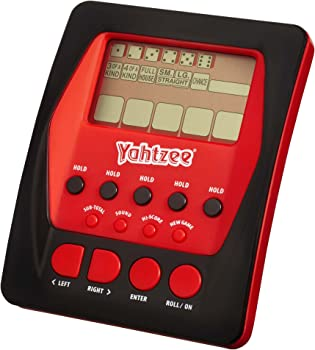 Hasbro Yahtzee Handheld Digital Game