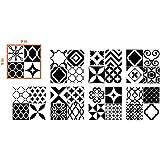 Smart Tiles Vintage Bilbao 3D GEL-O Adhesive Tiles