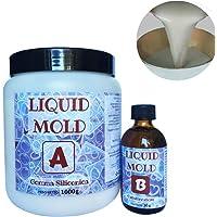 Goma de silicona líquida para moldeo–2-K para moldes