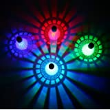 Rot,Gelb,Blau,Gr/ün +2 Farbverlauf EXQUILEG 6 St/ück Federb/älle LED Badminton Shuttlecocks Beleuchtung Federball Shuttlecock f/ür Indoor Outdoor Sports Aktivit/äten
