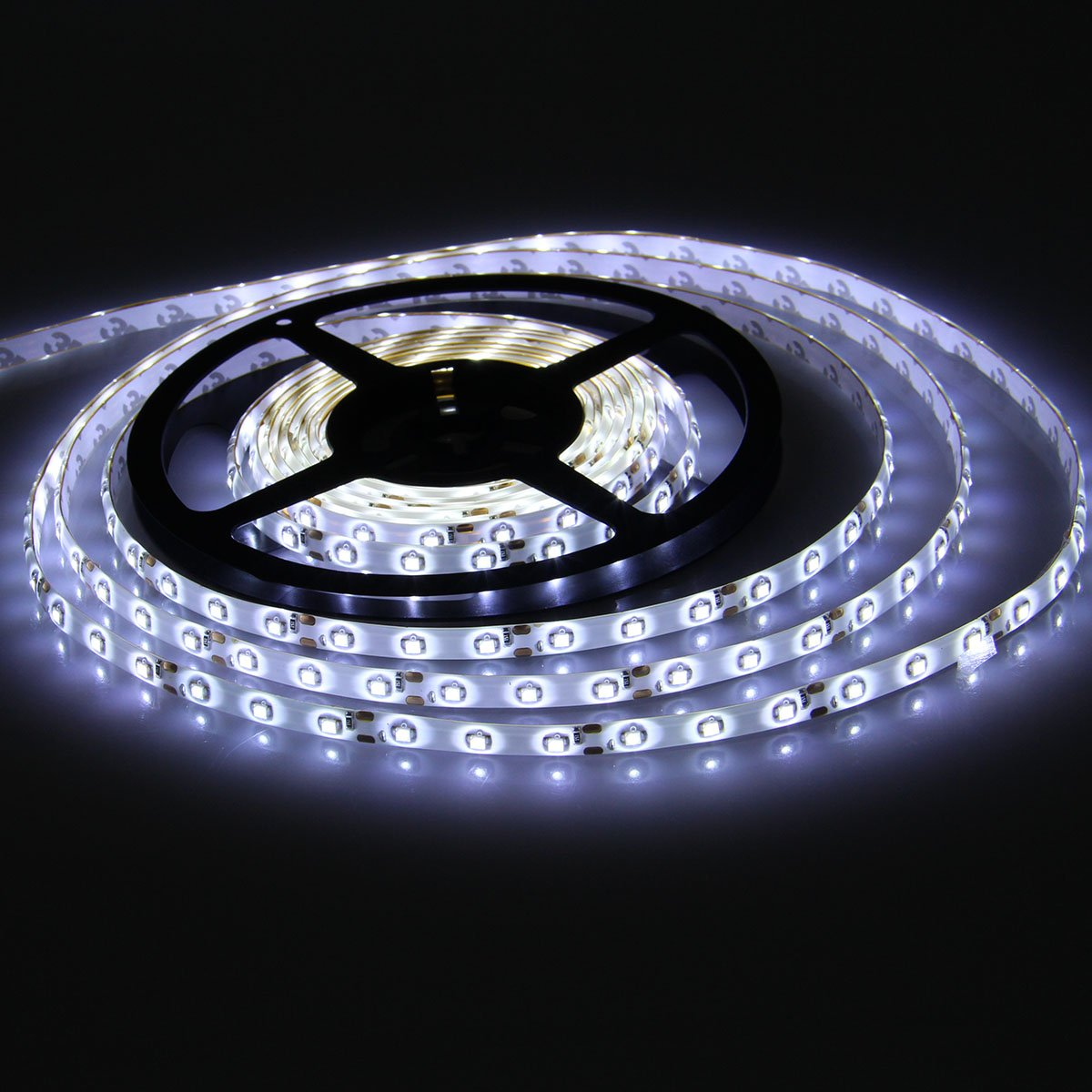amazon com xkttsueercrr waterproof led 3528 smd 300led 5m