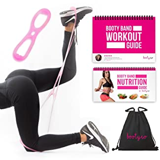 butt workout band by bootyco glutes machine
