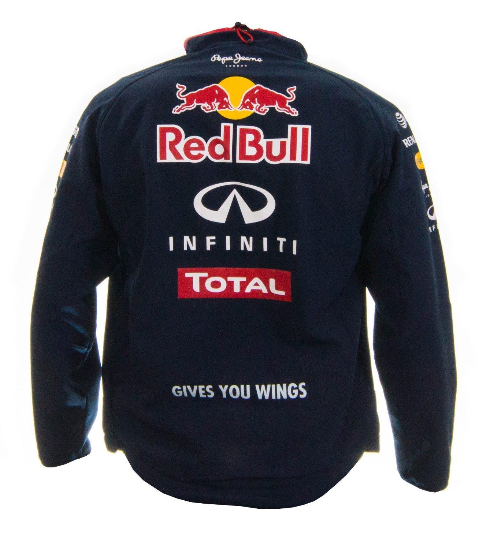Red Bull Racing Infiniti - Chaqueta Softshell, fórmula 1, F1 ...