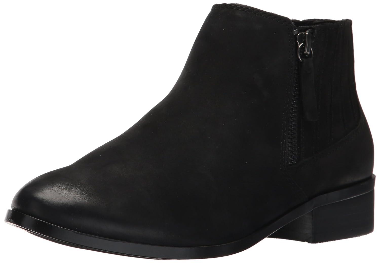 ALDO Women's Taliyah Ankle Bootie B0725713BW 7 B(M) US|Black Nubuck