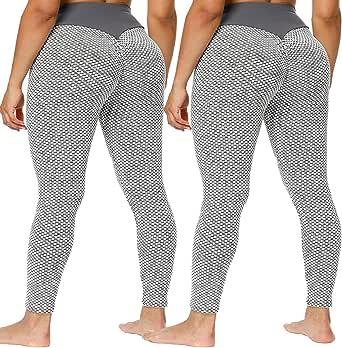 Penates Scrunch Butt Leggings for Women Lifting Anti Cellulite Legging High Waist Workout Tummy Control Yoga Pants