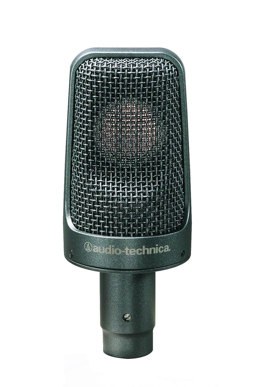Audio-Technica Artist Series Elite AE3000 instrumento tamaño grande diafragma micrófono...
