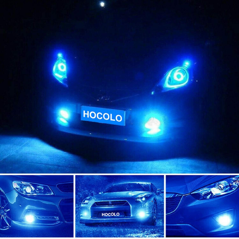 HOOGAO Blitzlampe LED-Stra/ßen-Flares Warnblinkleuchte Notlicht Disc Pannensicherheitslicht f/ür Auto-LKW