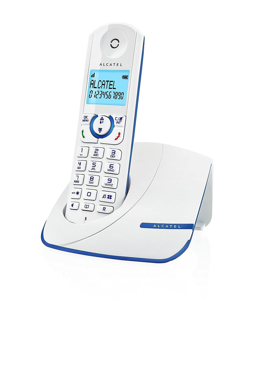 Tel/éfono Brondi GALA Tel/éfono DECT, Terminal inal/ámbrico, 20 entradas, Identificador de llamadas, Negro