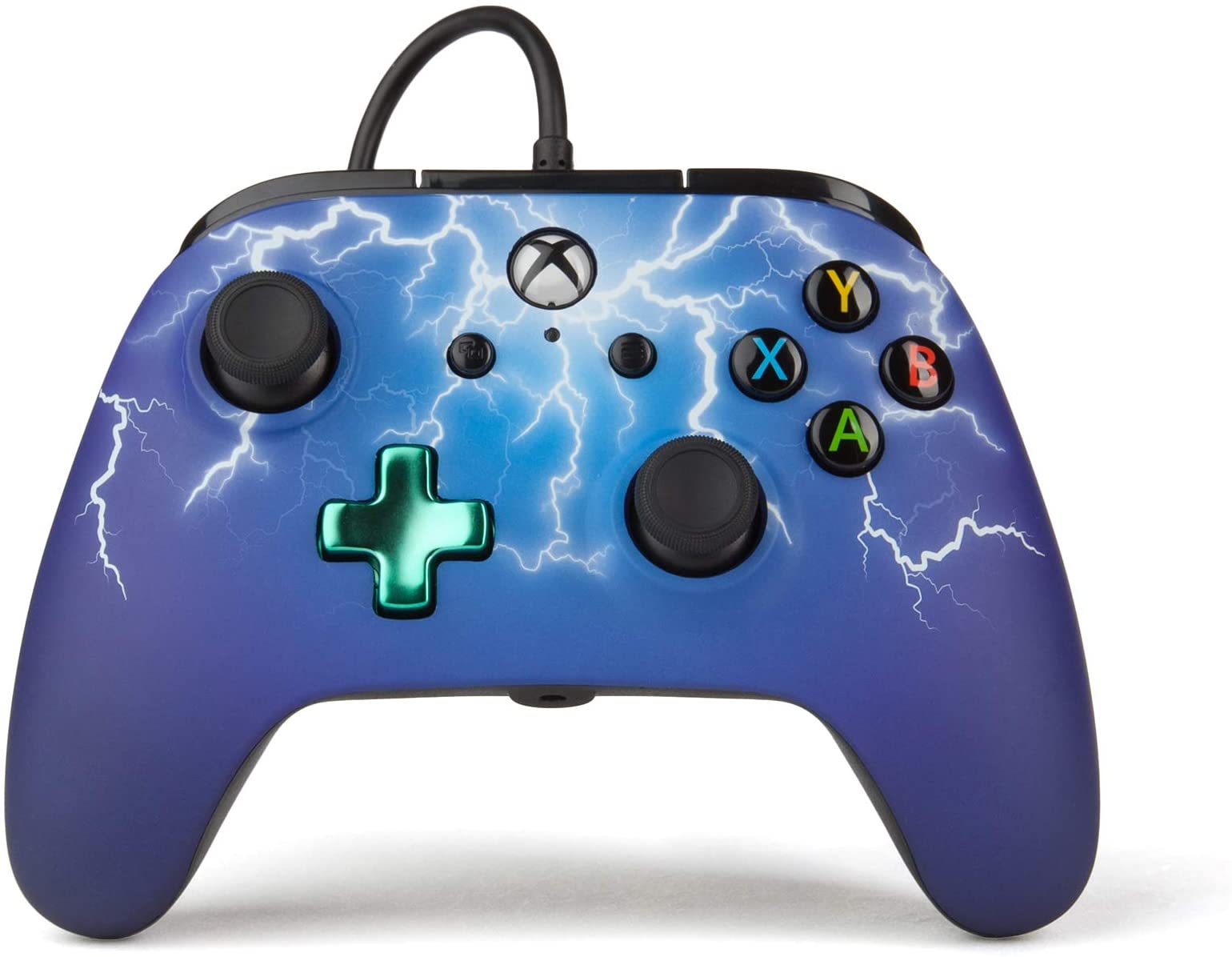 ef41c2f3e6c917 Amazon.com  PowerA Enhanced Wired Controller for Xbox One - Spider ...