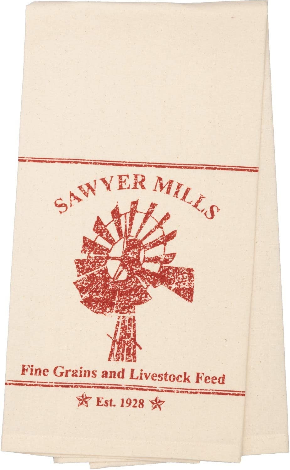 Country Primitive SAWYER MILL POULTRY SET//2 Decorative Kitchen HAND TOWELS
