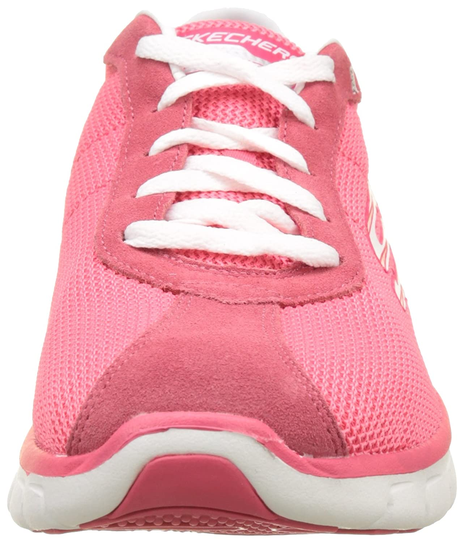 Skechers Synergy Case Closed Womens Sneakers B01IVMNN0W 8 B(M) US|Pink
