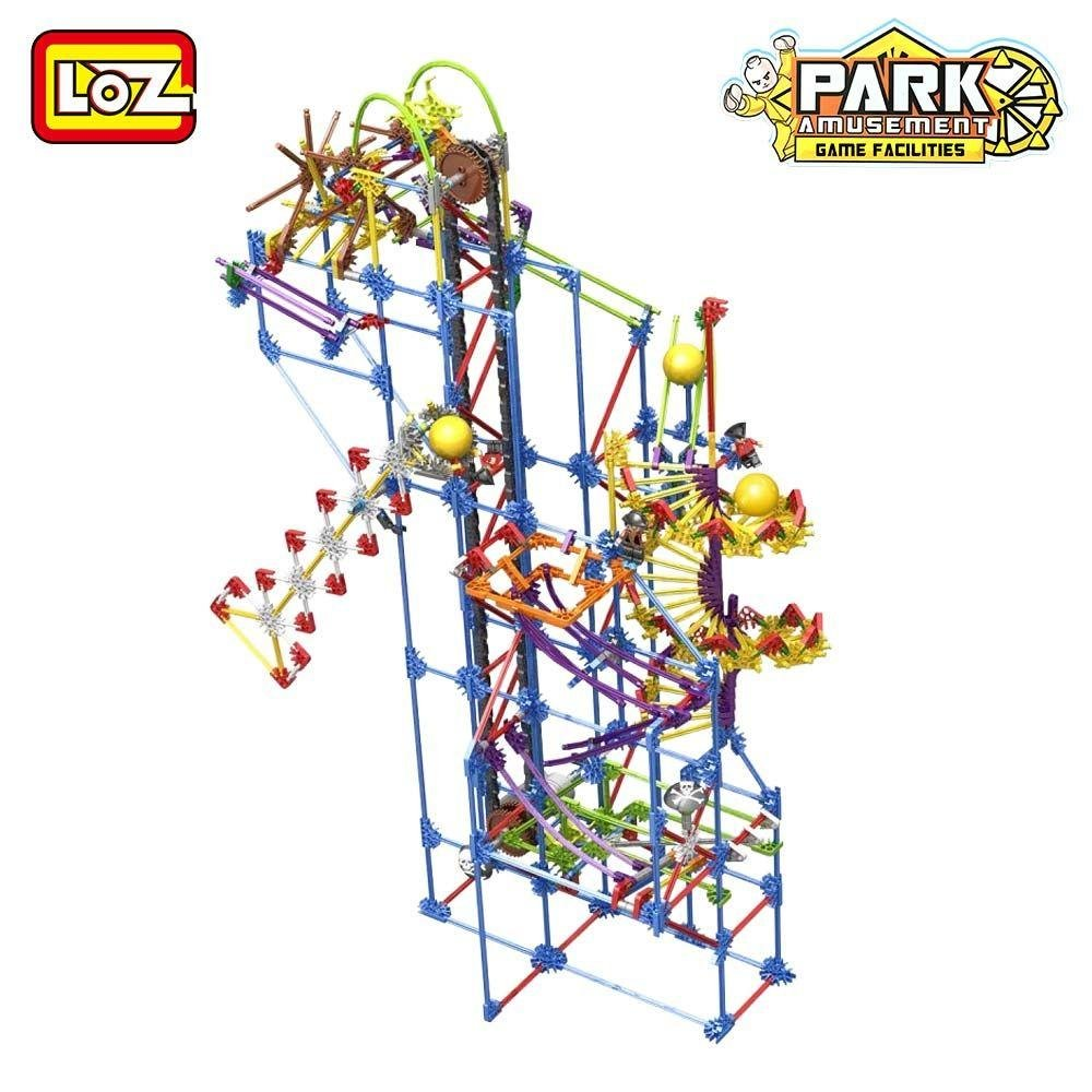 LOZ Amusement Park Game Machine Electric Rolling Ball - 2017